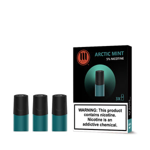 MOTI Pre-filled Pods Arctic Mint(3 Packs)