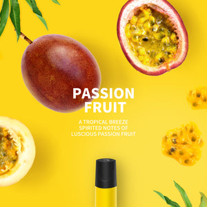 MOTI Pre-filled Pods Passion Fruit(3 Packs)