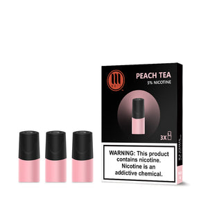 MOTI Pre-filled Pods Peach Tea(3 Packs)
