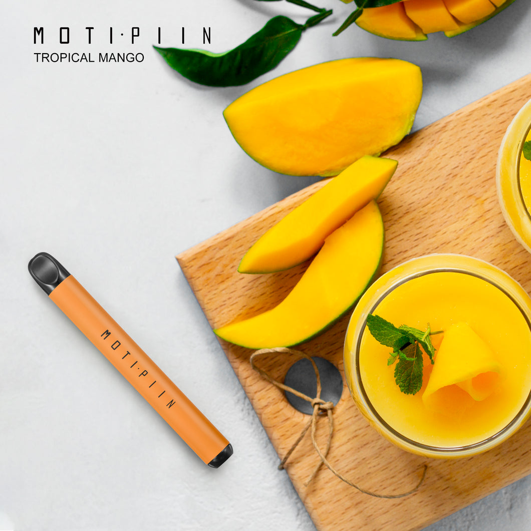 MOTI PIIN Disposable Pod Kit Tropical Mango