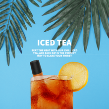 Load image into Gallery viewer, MOTI Pre-filled Pods Iced Tea((3 Packs)