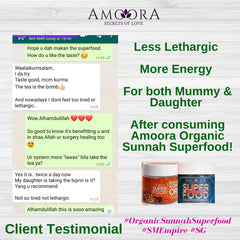 Amoora Bijirin Review Less lethargic