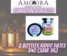 Load image into Gallery viewer, Ramadan PROMO: KIDDO Dates 2 for $40