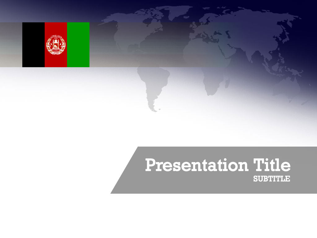 free-afghanistan-flag-PPT-template