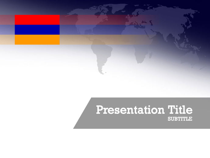 free-armenia-flag-PPT-template
