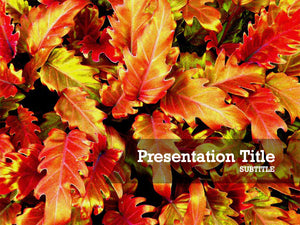 free-autumn-leaves-PPT-template