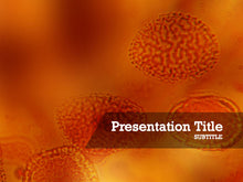 Load image into Gallery viewer, free-bacteria-under-microscope-PPT-template