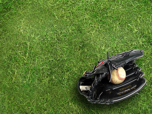 free-baseball-glove-with-ball-Google-Slides-theme