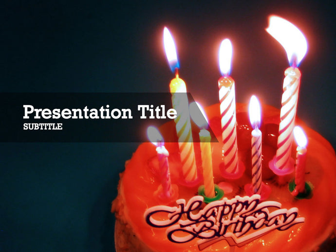free-birthday-PPT-template