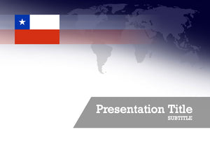 free-chile-flag-PPT-template