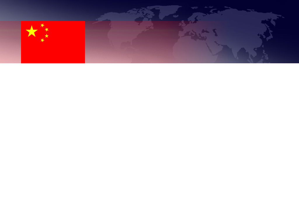 Free Flag Of China Powerpoint Template And Google Slides Theme