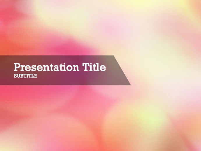 free-dotted-perspective-PPT-template