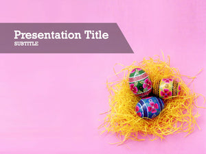 free-easter-PPT-template