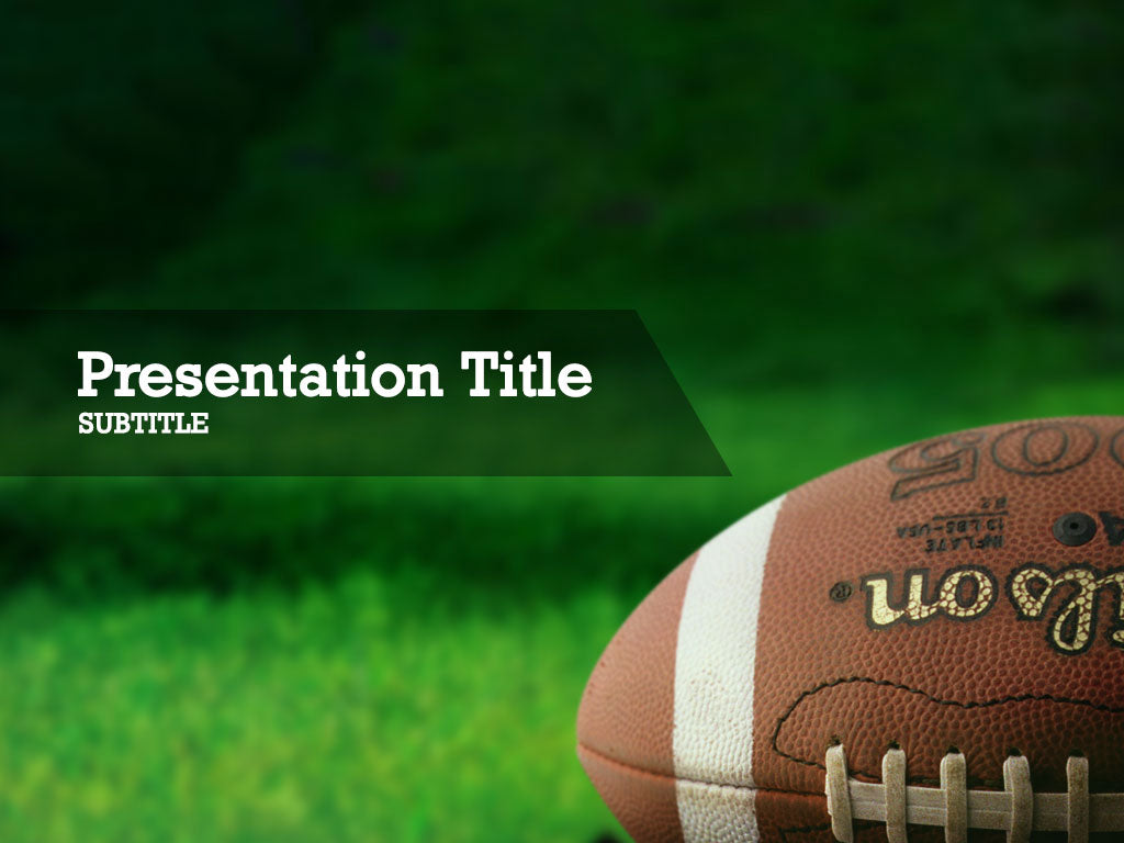 free-football-PPT-template