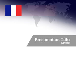 free-france-flag-PPT-template