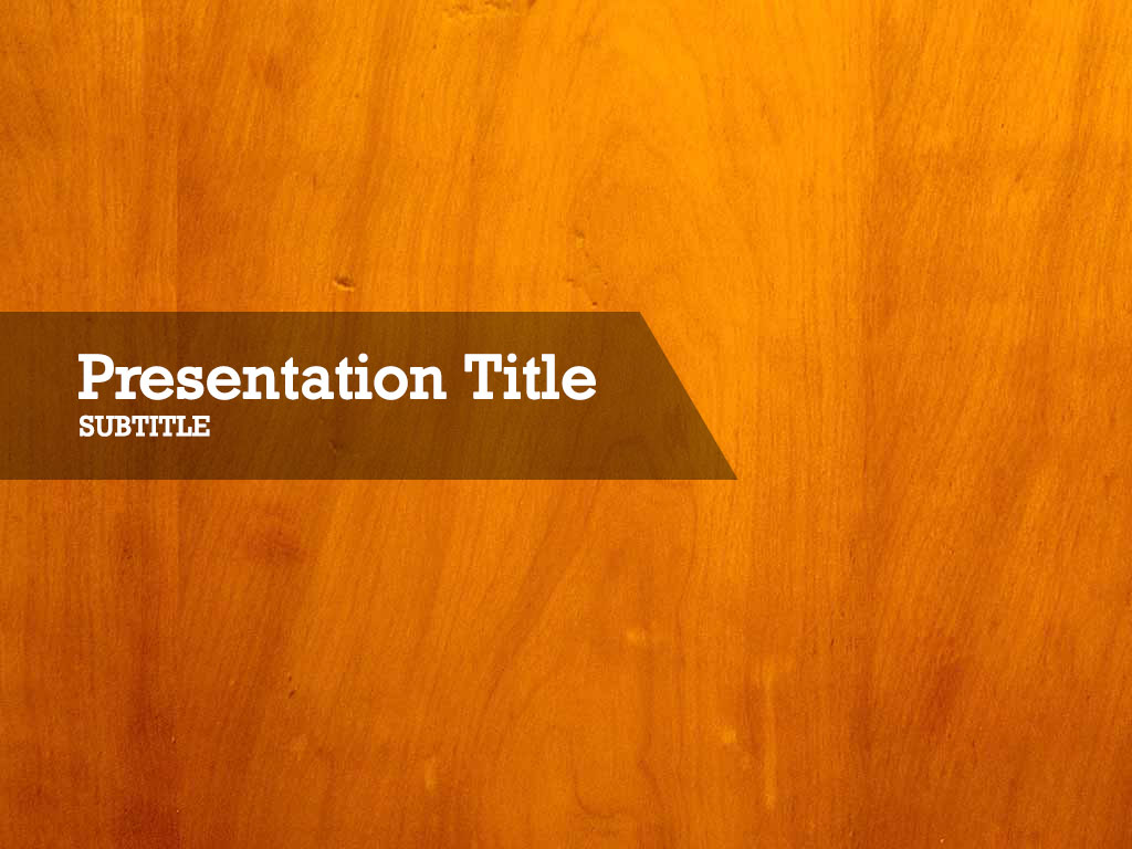 free-golden-wood-PPT-template