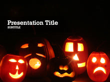 Load image into Gallery viewer, free-halloween-PPT-template