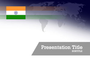 free-india-flag-PPT-template