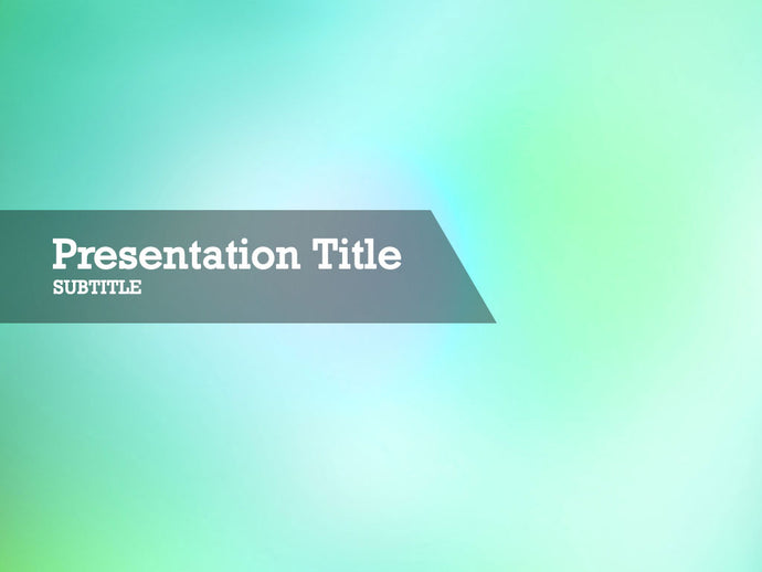 free-light-green-background-PPT-template