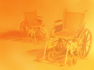 free-medical-wheel-chairs-Google-Slides-theme