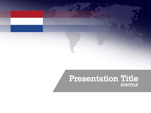 free-netherlands-flag-PPT-template