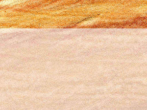 free-orange-sand-powerpoint-background