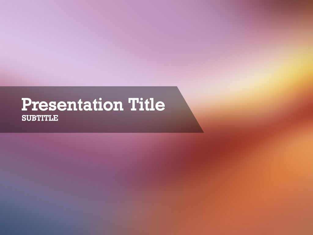 free-pink-shine-PPT-template
