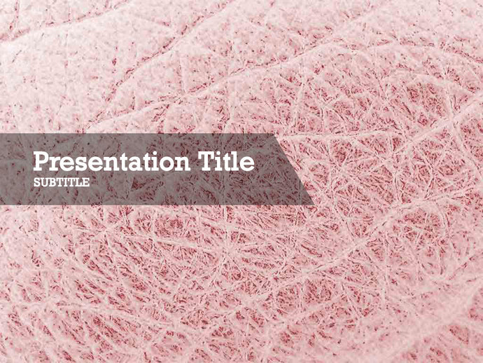 free-pink-skin-PPT-template