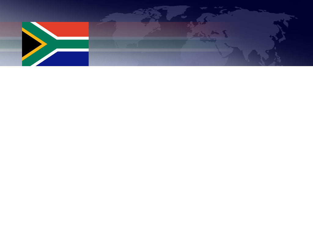 Free Flag Of South Africa Powerpoint Template And Google Slides Theme Template Ready