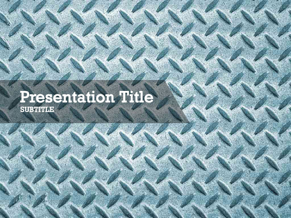 free-steel-metal-plate-PPT-template