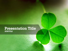 Load image into Gallery viewer, free-stpatricks-PPT-template
