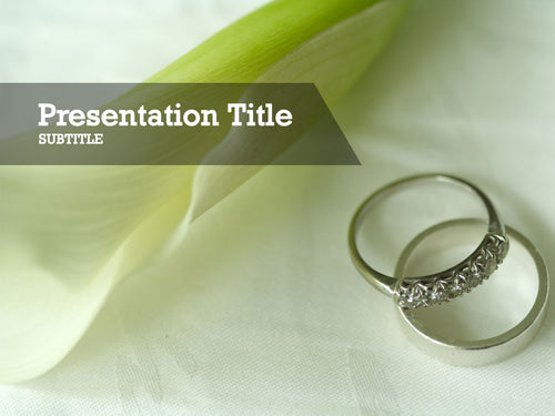 free-wedding-rings-PPT-template