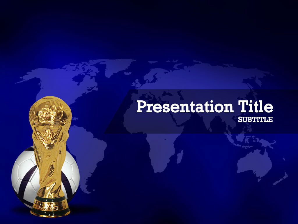 free-worldcup-PPT-template