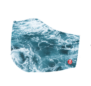 Rhino Reusable Face Mask - Ocean