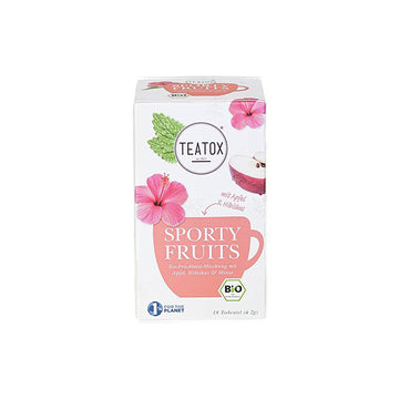 Sporty Fruits filteres tea