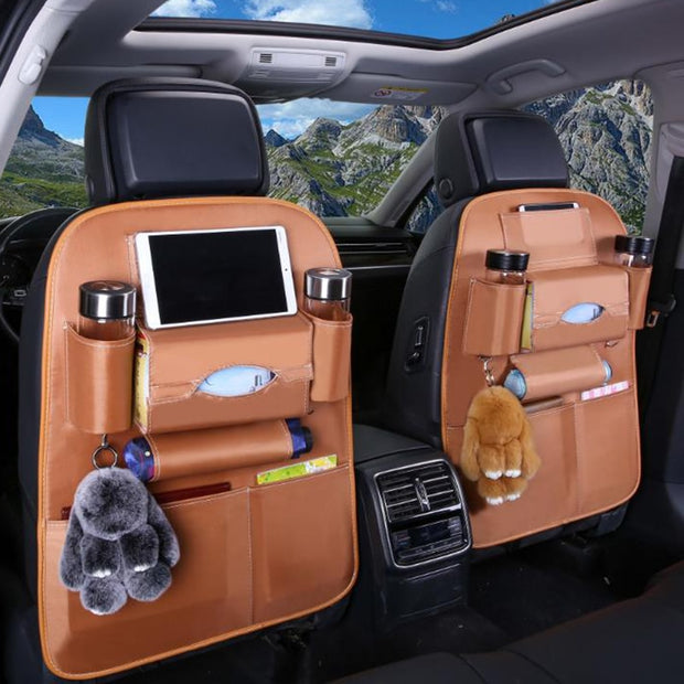 Easy Back Seat Organizer