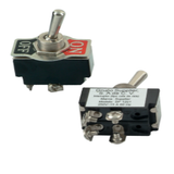 Switch Palanca 15A/125V 10A/250V 2 Polos, 1 Tiro, 2 Posiciones Enclave (ON-OFF) Grande SI-1221