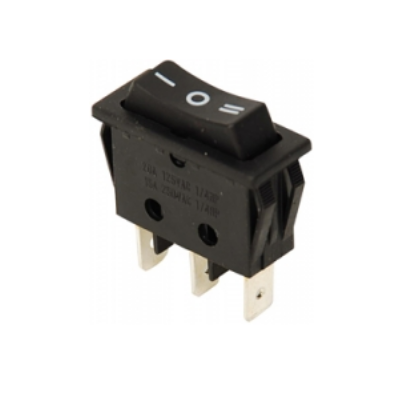 Switch Balanc 237 N 20a 125v 15a 250v 1 Polo 2 Tiros 3