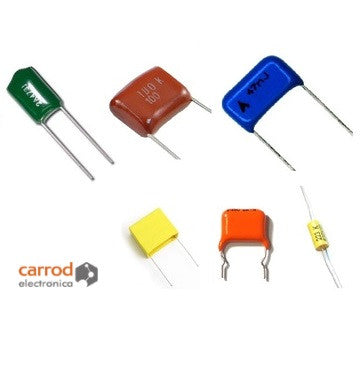Capacitor Poli 233 Ster 6 8 Nf 0 0068 181 F Varios Voltajes