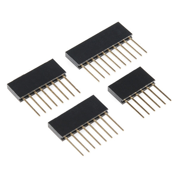 Kit de Headers Apilables para Arduino R3