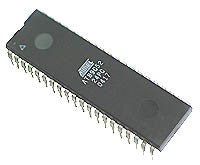AT89C52-24PI CMOS Microcontrolador 8-Bit
