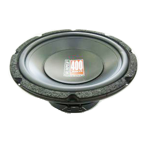 "Woofer 10"" 4 Ohms 400 Watts Bumper 1048IPRS"