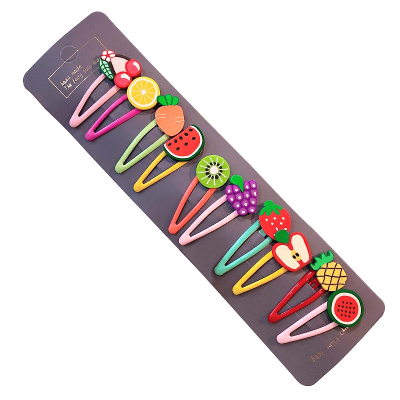 Girls Cute Hair Pins Hair Clips Barrettes