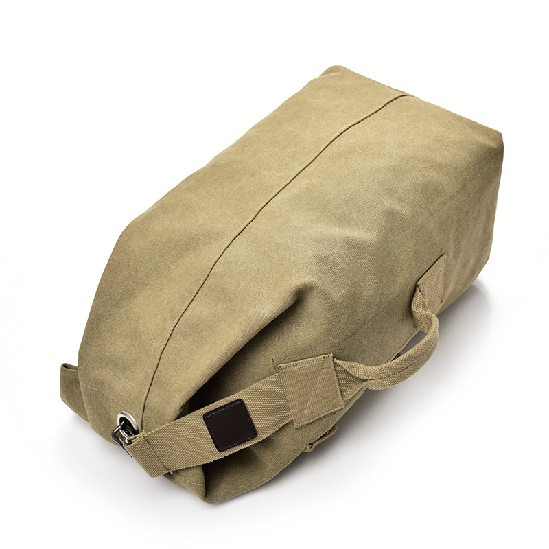 Large Rucksack Man Travel Bag Male Luggage Canvas Bucket Shoulder Bags Men