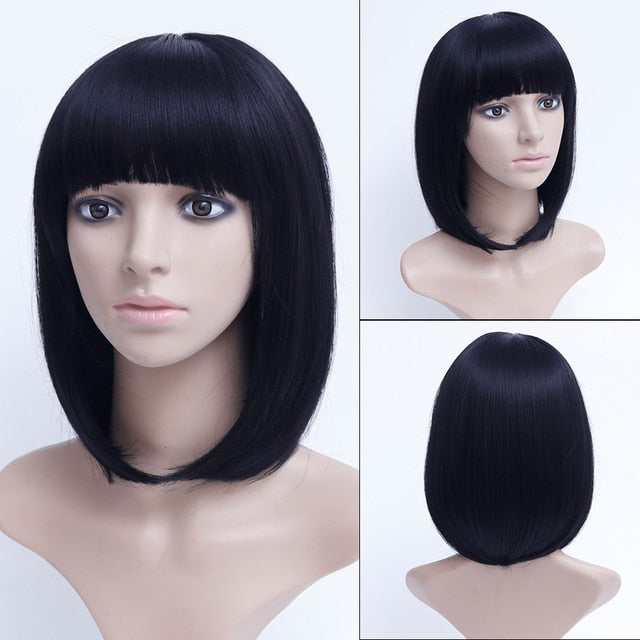 Short Wavy Wigs for Women