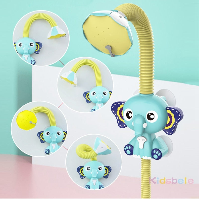 Bath Toys Baby Water Game