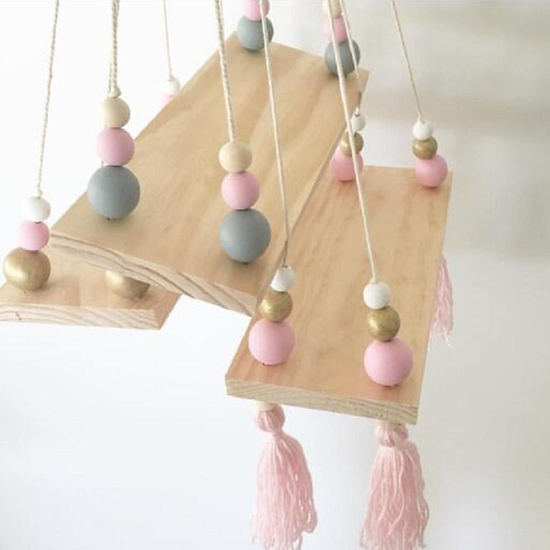 Wall Hanging Ornaments Tassel Beads Pendant