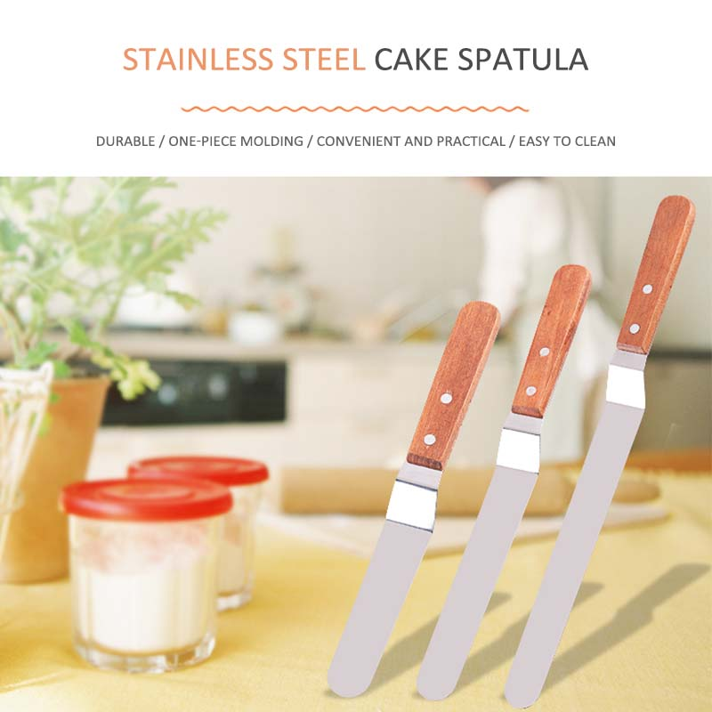 Cake Decorating Tools Baking & Pastry Tools Cream Spatula Cake Butter Accessories