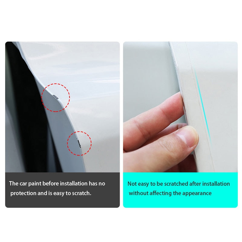 Car Door Edge Protector Sticker Strip