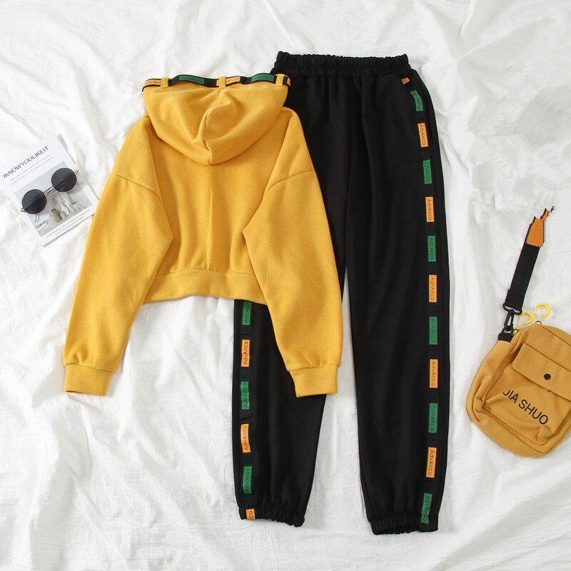 Sports Suit Casual Sets